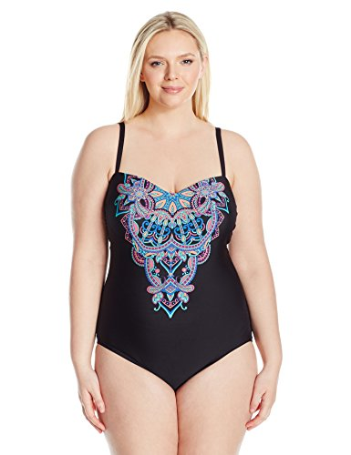 One Piece Swimsuit Tummy Control