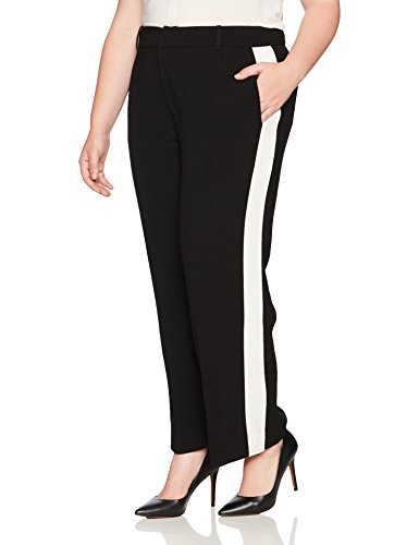 Plus Size Side Stripe Pant