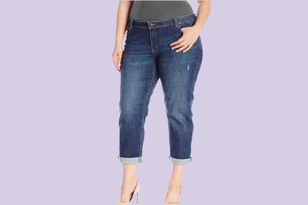 Affordable Plus Size Jeans